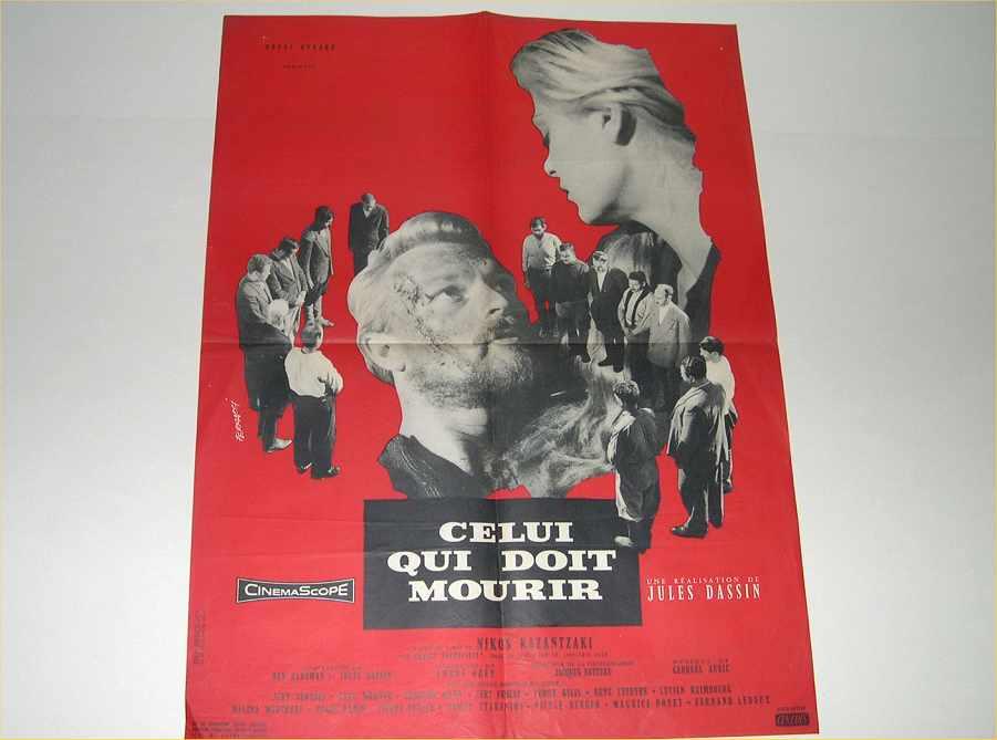 Affichons les affiches L_affiche-celui-qui-doit-mourir-de-jules-dassinphoto1
